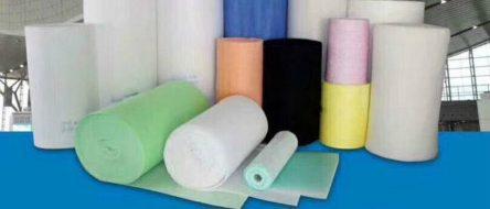 air filter roll